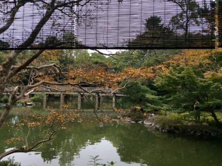 2016/10/22、京都御苑「拾翠亭」