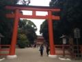 [旅行] 2016/10/22、下鴨神社