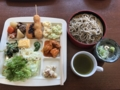 [旅行]2017/04/29、にこりこキッチン「たべりこ」の昼ビュッフェ
