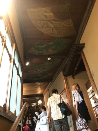 2017/08/20、雅叙園「百階段 和のあかり展」