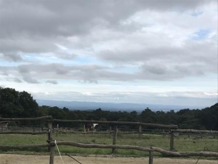 2017/09/23、那須旅行。南ヶ丘牧場