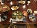 [旅行]2017/09/23、那須旅行。夕食