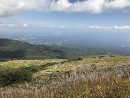 2017/09/24、那須旅行。茶臼岳