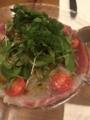 [ごはん] 魚のカルパッチョ