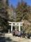 2018/01/01、宝登山神社