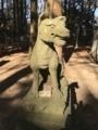 [散歩]2018/01/01、宝登山神社の奥の院
