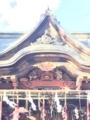 [散歩]2018/01/01、秩父神社で初詣