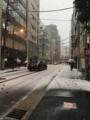 [散歩]2018/01/22、都内の大雪(序章)