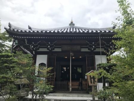 2018/07/29、京都。嵐山、天龍寺