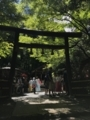 [旅行][京都]2018/07/29、京都。嵐山嵯峨野、野宮神社