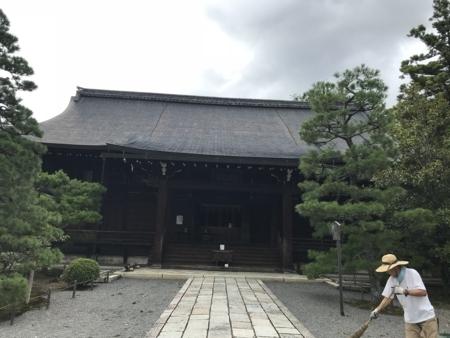 2018/07/29、京都。太秦、広隆寺