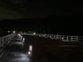 [旅行][京都]2018/07/29、京都。夜の渡月橋