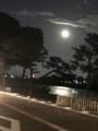 [旅行][京都]2018/07/29、京都。夜の渡月橋界隈