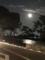 2018/07/29、京都。夜の渡月橋界隈