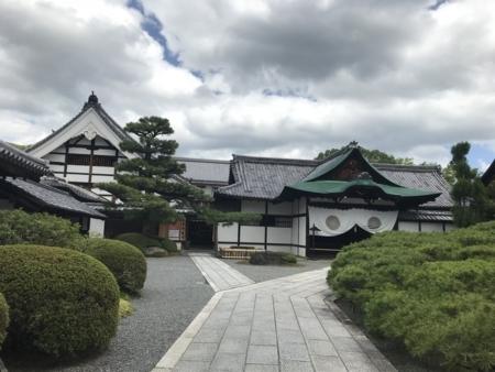 2018/07/30、京都。嵐山嵯峨野、大覚寺