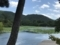 2018/07/30、京都。嵐山嵯峨野、大覚寺から望む広沢池