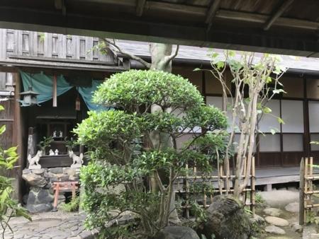 2018/07/30、京都・島原「輪違屋」