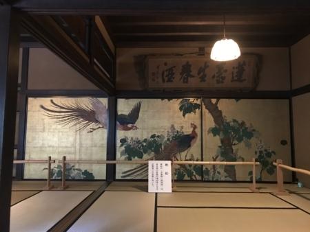 2018/07/30、京都・島原「角屋」