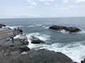 [行楽]2019/05/03、江ノ島。岩屋のそば