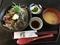 2019/05/03、「江ノ島亭」生しらすと鯵の二色丼