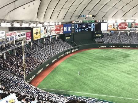 2019/07/08、東京ドーム「鷹の祭典2019」