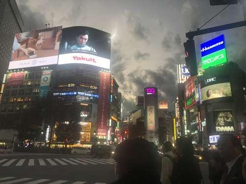 [その他」2019/12/18、渋谷