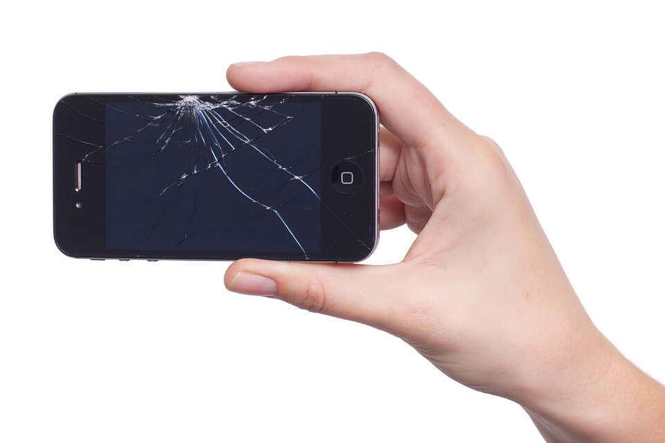 iPhone 壊れた,iPhone つかない