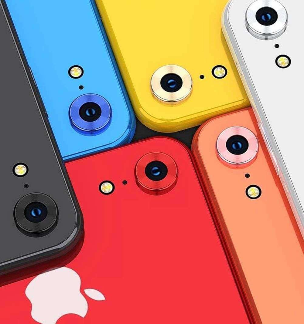 iPhone カメラ 保護
