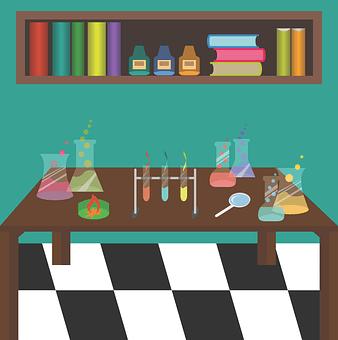 研究室 イメージ