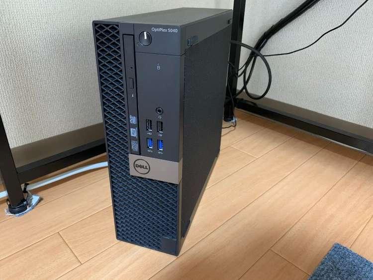 Dell デスクトップPC ore i5-6500 (wajun)