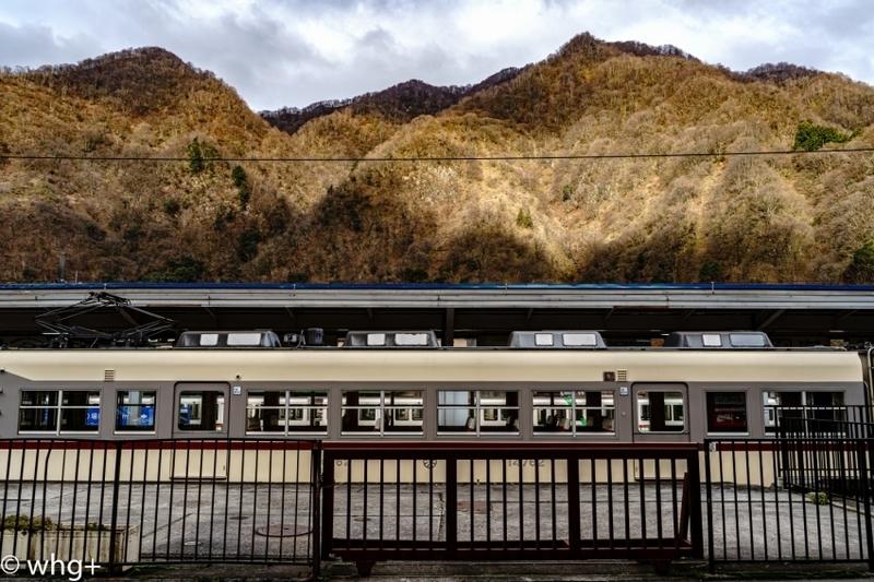 レッドアローは富山に居る・・#06