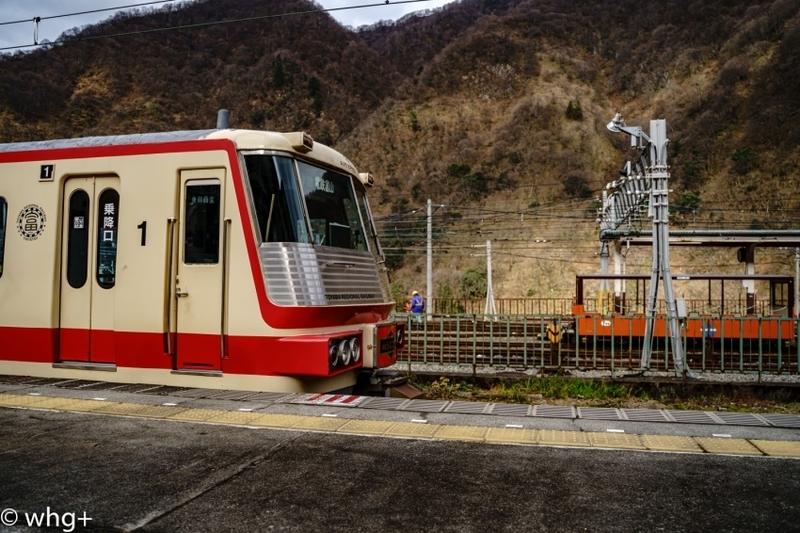 レッドアローは富山に居る・・#04