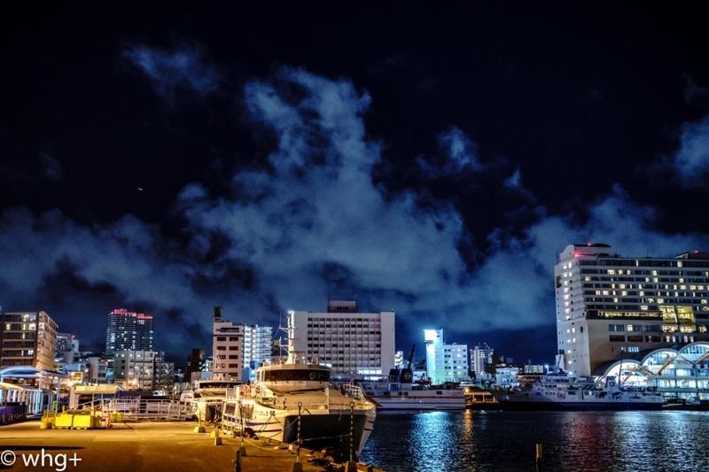 泊港・夜撮・・#02