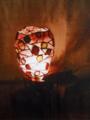 104(スタンド) W20/D20/H25(cm) 素材/木・ガラス・和紙
