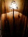 105(スタンド) W26/D26/H100(cm) 素材/木・ガラス・和紙