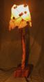 107(スタンド) W25/D25/H60(cm) 素材/木・ガラス・和紙