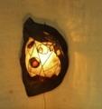 224(ウォールタイプ) W30/D16/H27(cm) 素材・木・ガラス・和紙