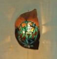 227(ウォールタイプ) W20/D15/H28(cm) 素材・木・ガラス