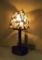 231(スタンド) W17/D17/H40(cm) 素材・木・ガラス・和紙