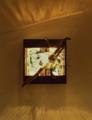 247(ウォールタイプ) W32/D17/H38(cm) 素材・木・ガラス・和紙