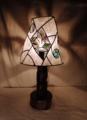 307(スタンド) W20/D20/H35(cm) 素材・和紙・木・ガラス