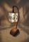 333(テーブル)W10/D15/H34(cm)素材・木・ガラス・和紙