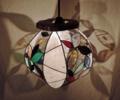 341(ペンダント) W/D/H(cm) 素材・木・ガラス・和紙