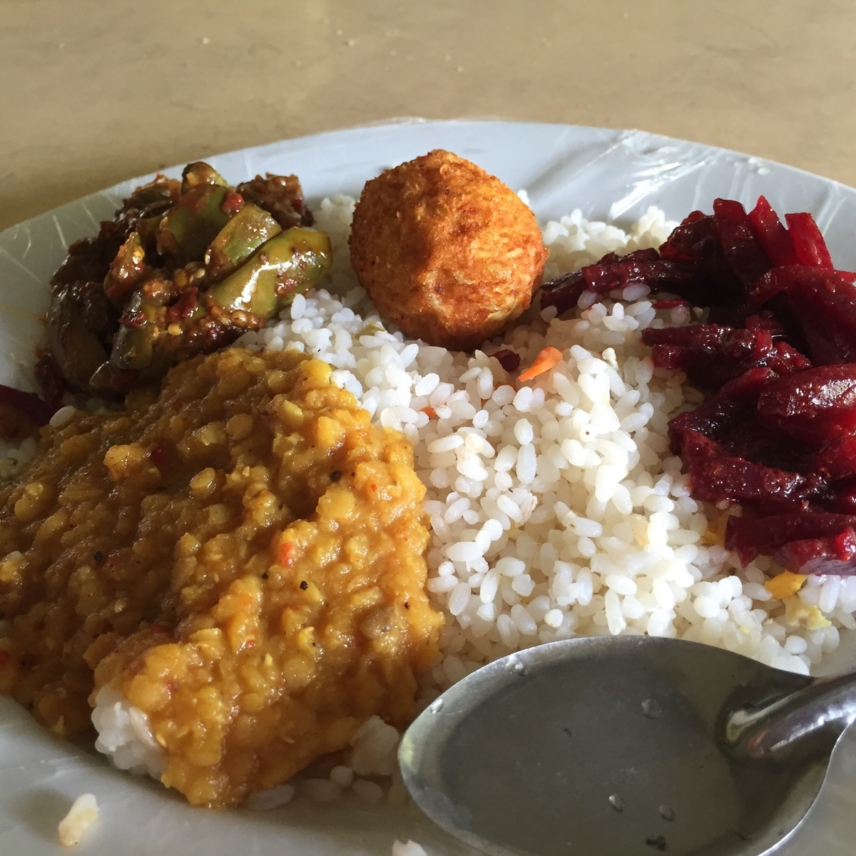 スリランカ sri lanka food travel