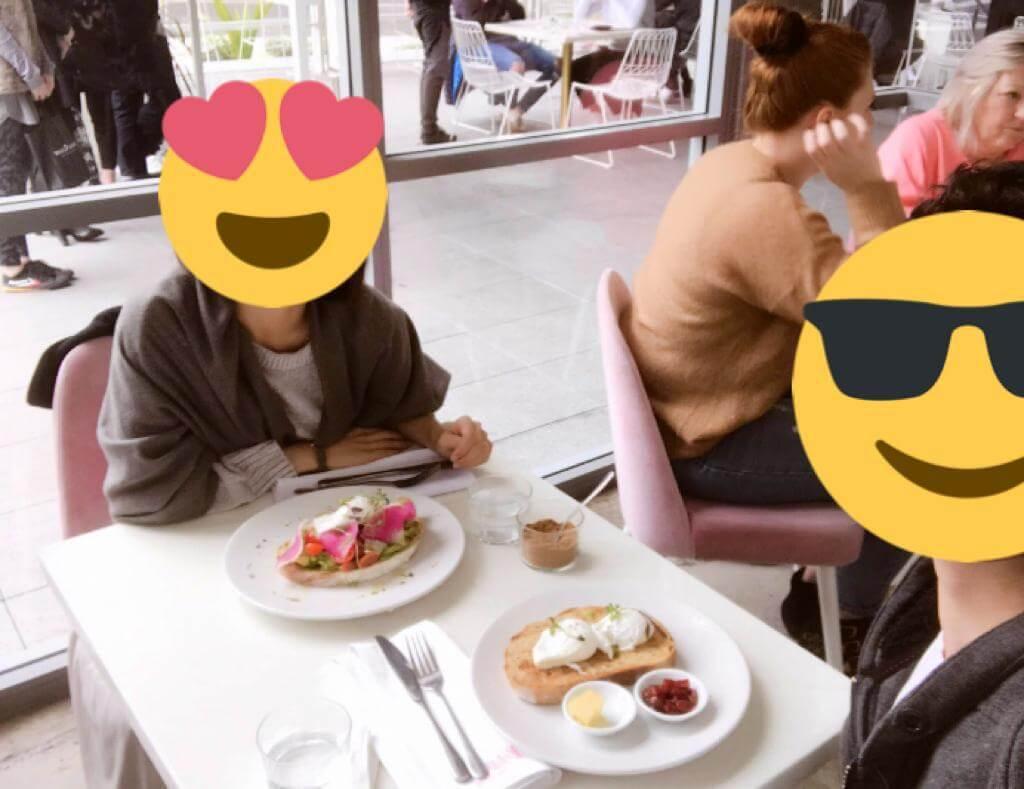 baby coffee co cafe sydney シドニー カフェ おすすめ