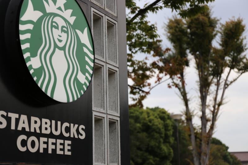 スターバックスコーヒー・店舗看板