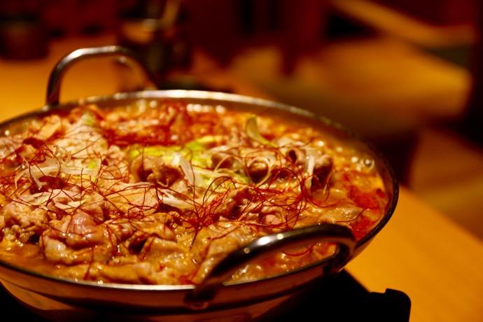 九州黒太鼓 肉鍋