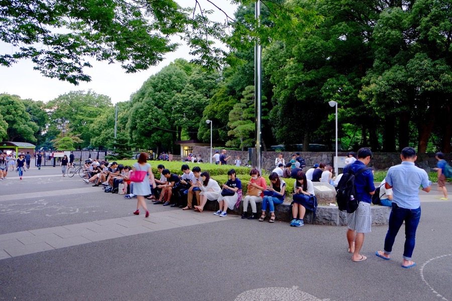 ポケモンGO 代々木公園 2