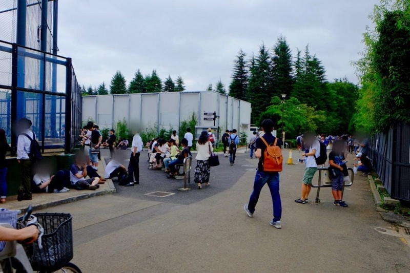 ポケモンGO 世田谷公園