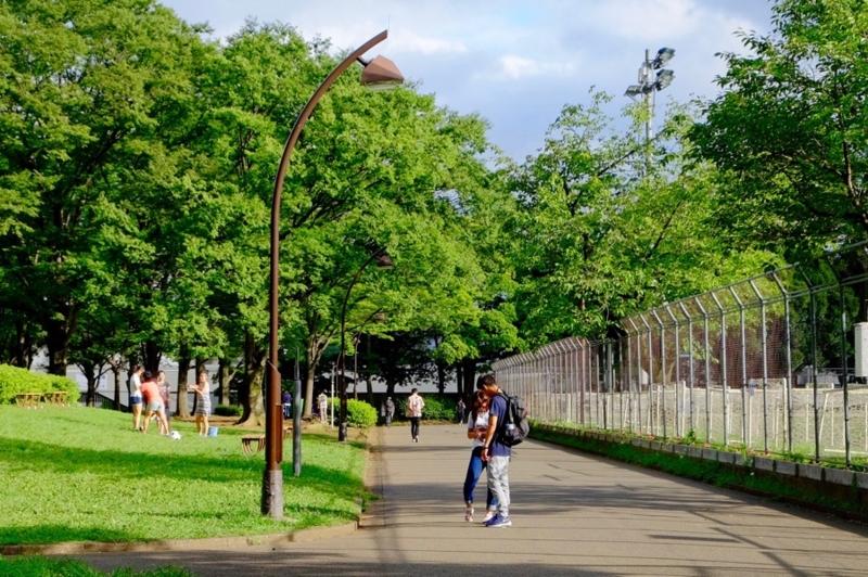 ポケモンGO 駒沢公園